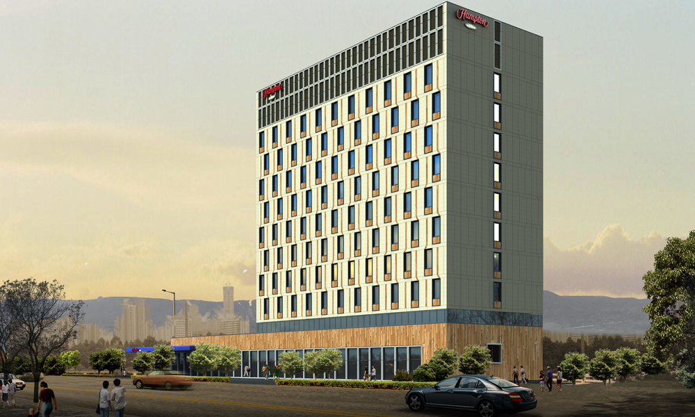 Bolu Hempton Hilton Otel