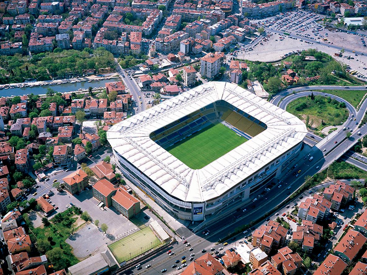 Fenerbahçe Şükrü Saraçoğlu Stadı